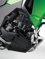 画像2: KAWASAKI Versys-X 250 ABS 水冷4ストロークDOHC4バルブ並列2気筒エンジン