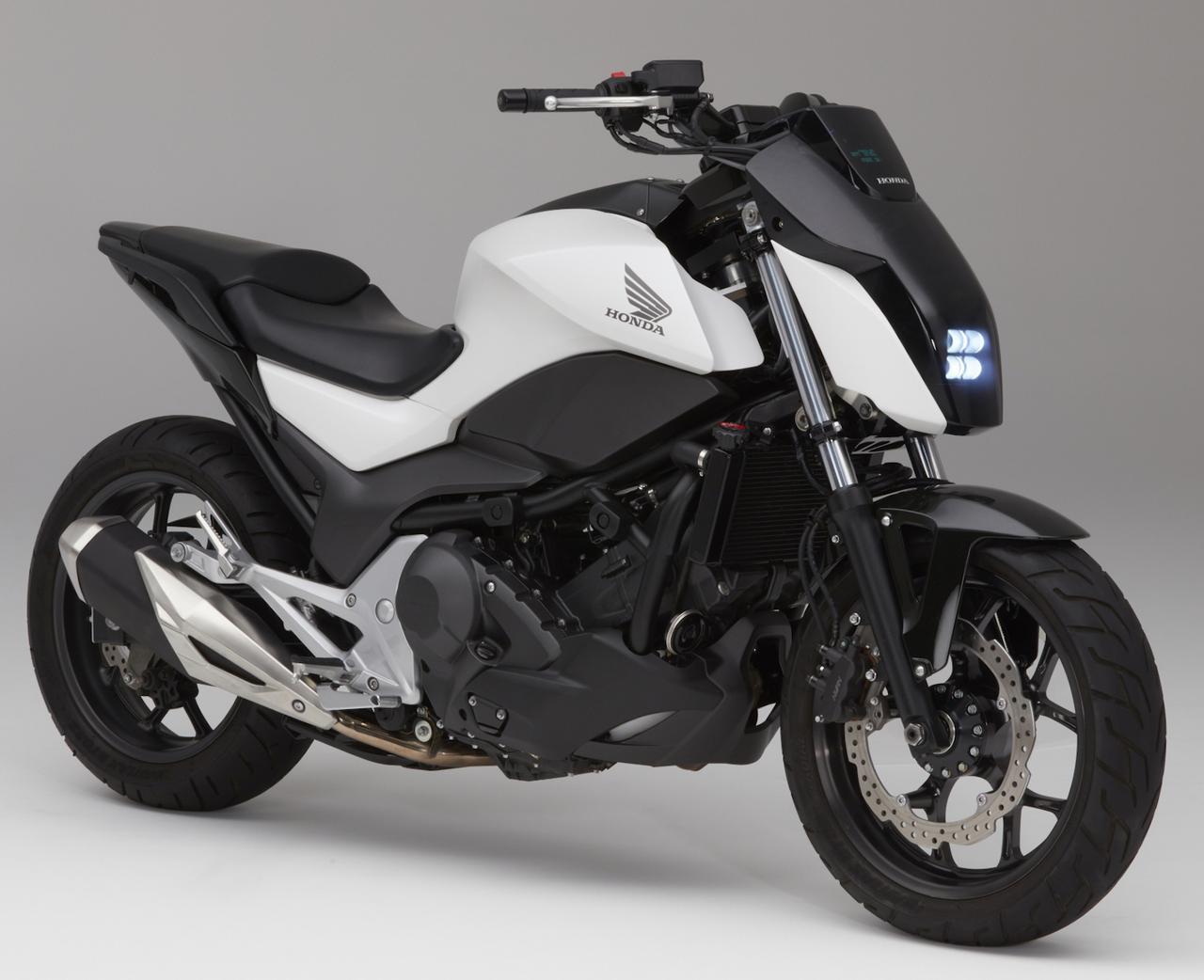 画像1: Honda Riding Assist