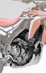 画像2: HONDA CRF250RALLY 水冷4ストロークDOHC4バルブ単気筒エンジン