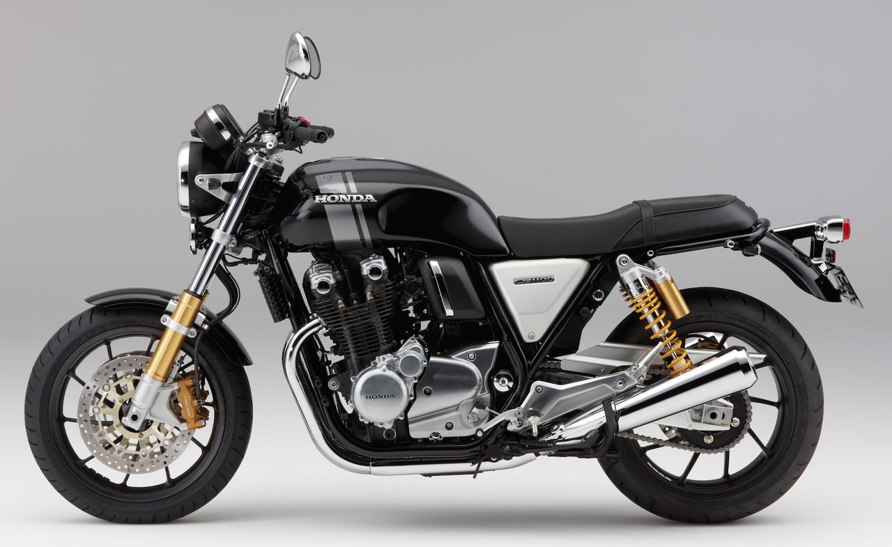 画像: 人気の「CB1100」シリーズに新モデル追加!