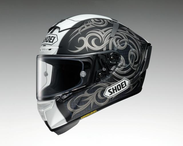 画像1: SHOEI X-Fourteen KAGAYAMA5(GREY/BLACK ※マットカラー)