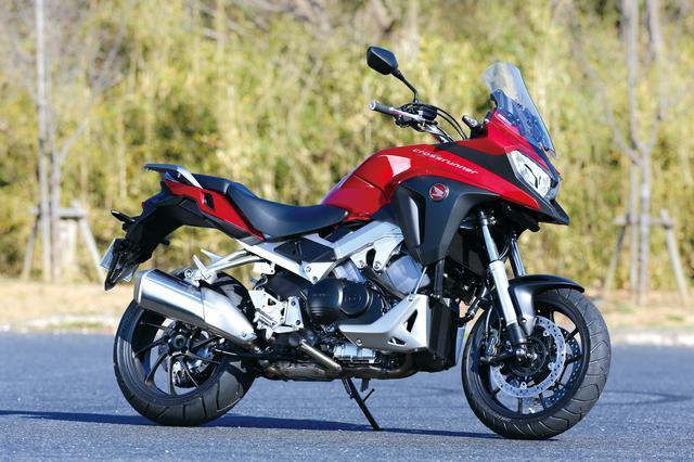 画像: HONDA VFR800X ■価格:143万6400円