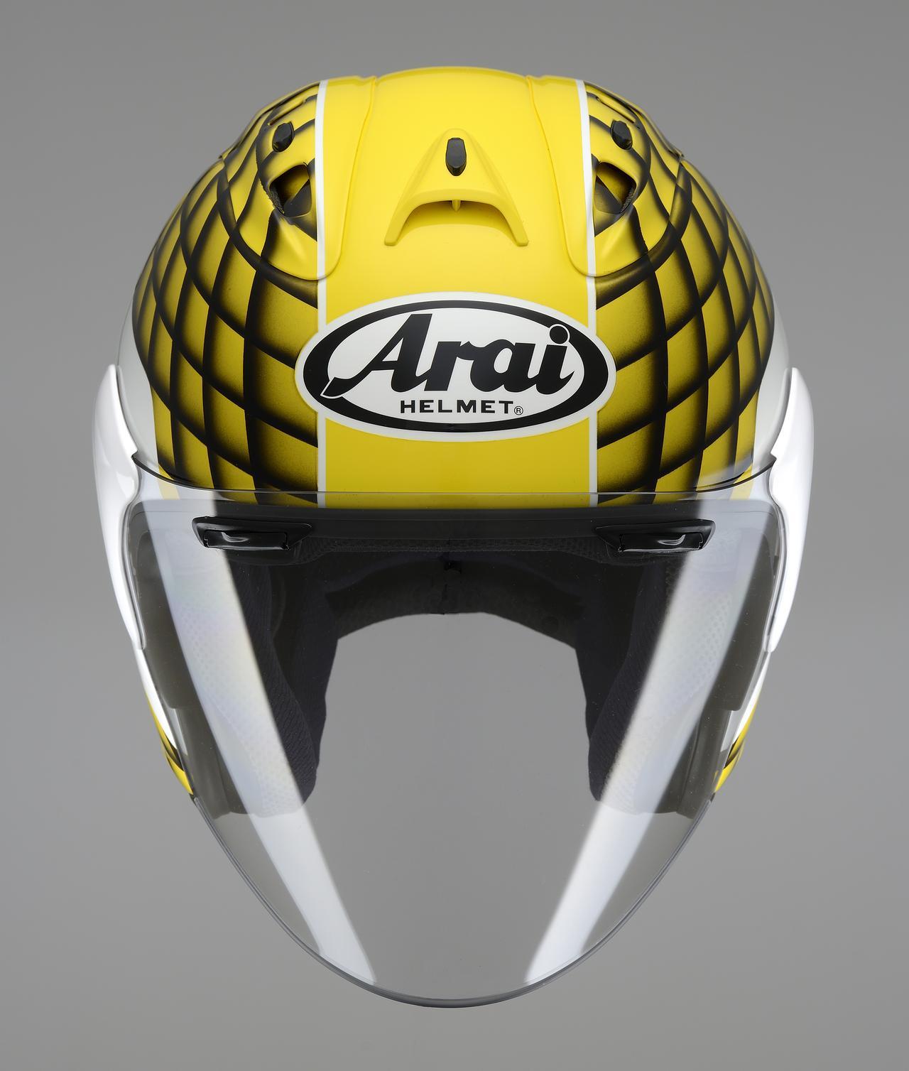 画像3: ベースはアライヘルメットの「SZ-Ram4」!
