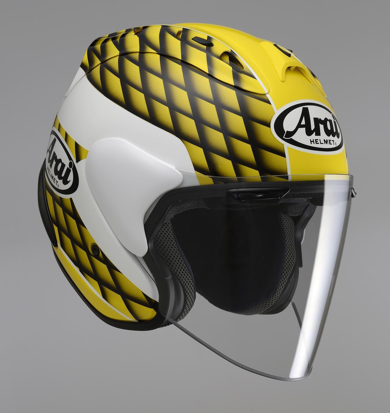 画像1: ベースはアライヘルメットの「SZ-Ram4」!