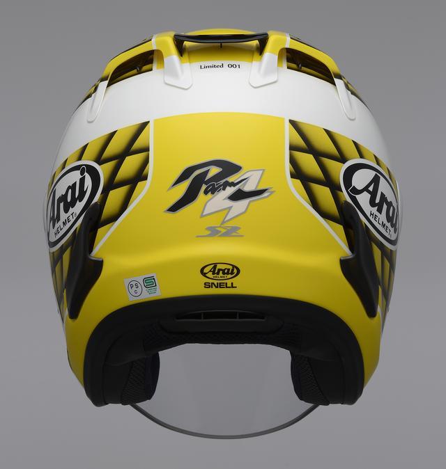 画像4: ベースはアライヘルメットの「SZ-Ram4」!