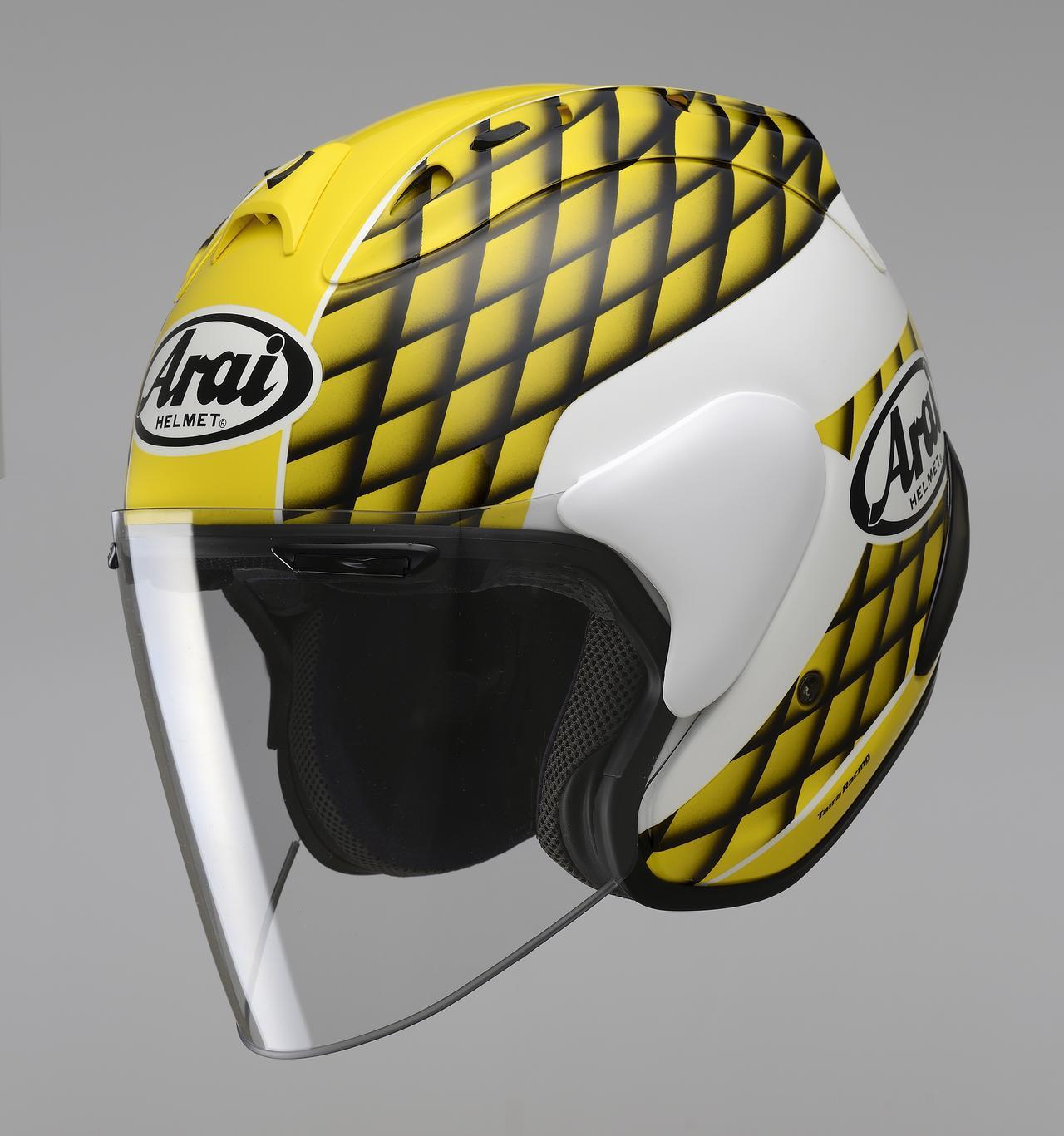 画像2: ベースはアライヘルメットの「SZ-Ram4」!