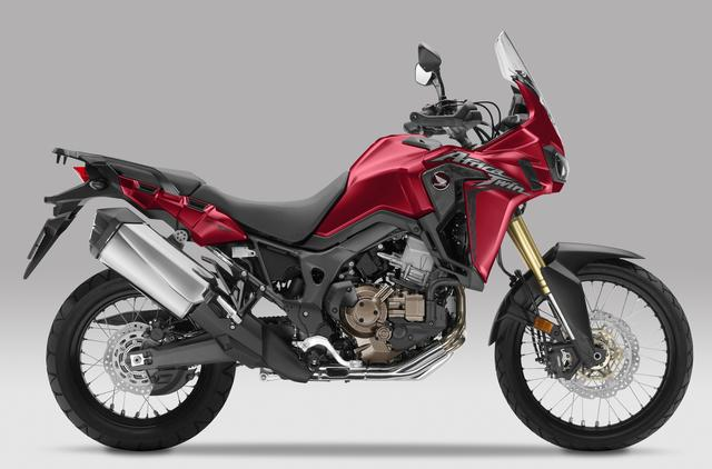 画像: HONDAアフリカツインに新色を追加! 約3PSの出力向上も! - オートバイ & RIDE