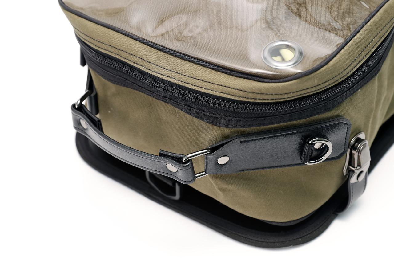 画像: コロナツーリングバッグ(Lサイズ)■税込価格:2万3760円