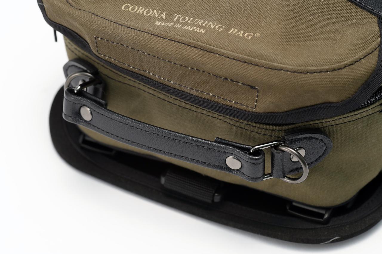 画像2: コロナツーリングバッグ(Sサイズ)■税込価格:1万9440円