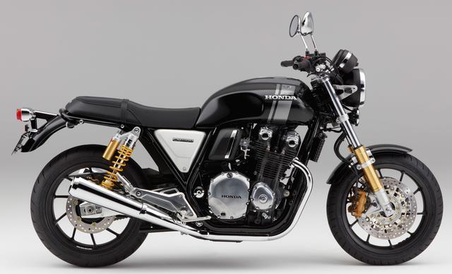 画像5: 新型のHONDA「CB1100」シリーズ、気になるカラー&仕様は?