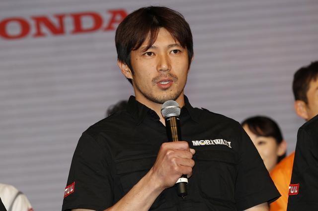 画像: 15年ぶりの全日本フル参戦となる清成。ホンダユーザーチームのエース争いも注目です