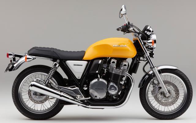 画像4: 新型のHONDA「CB1100」シリーズ、気になるカラー&仕様は?