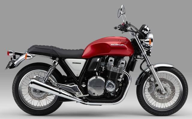 画像2: 新型のHONDA「CB1100」シリーズ、気になるカラー&仕様は?