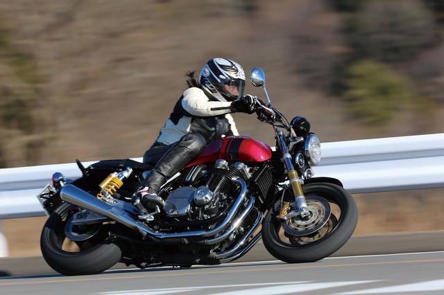 画像: <試乗インプレ>カフェテイストの走りを楽しめる1台! ホンダCB1100RS - オートバイ & RIDE