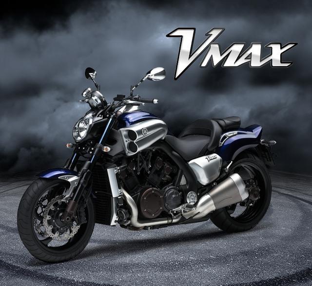 画像: VMAX - バイク・スクーター|ヤマハ発動機株式会社