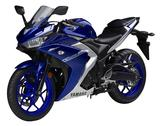 画像3: ディープパープリッシュブルーメタリックC(ニューカラー/ブルー) ※写真はYZF-R25 ABS