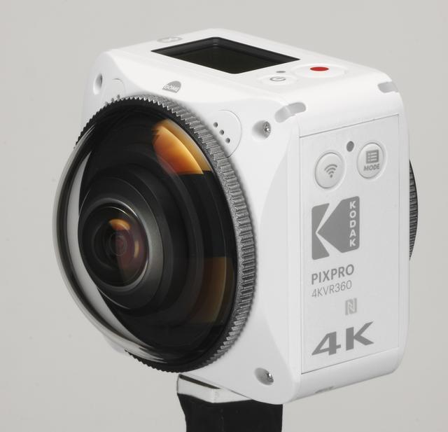画像2: ツーリング! サーキット! 様々な用途に応える全天球カメラ!