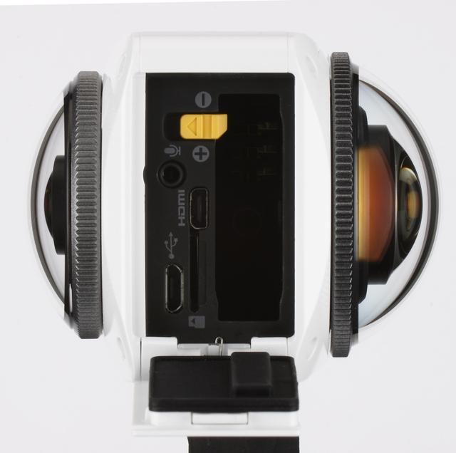 画像6: ツーリング! サーキット! 様々な用途に応える全天球カメラ!