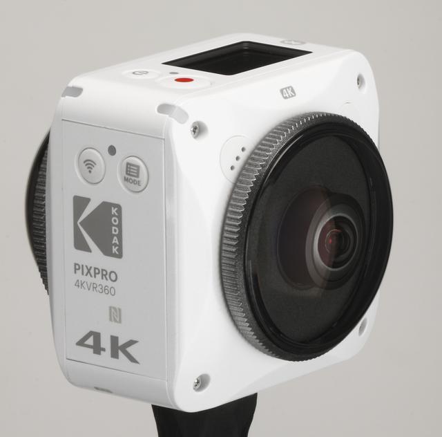 画像4: ツーリング! サーキット! 様々な用途に応える全天球カメラ!