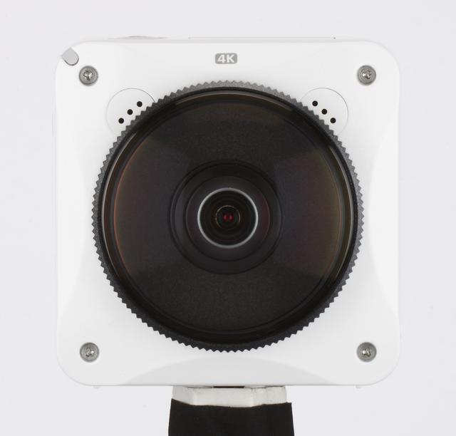 画像5: ツーリング! サーキット! 様々な用途に応える全天球カメラ!