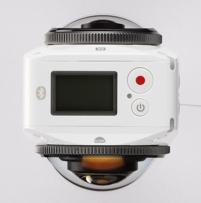 画像7: ツーリング! サーキット! 様々な用途に応える全天球カメラ!