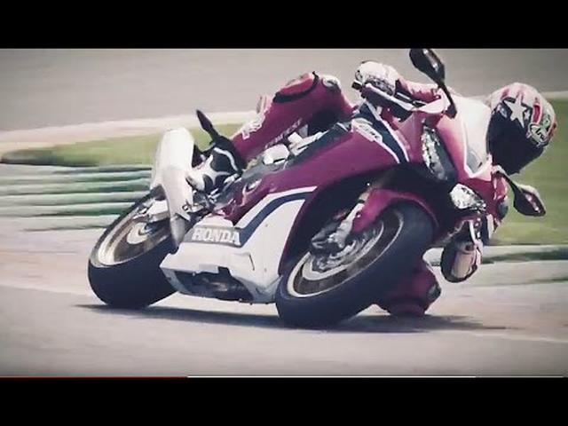画像: 2017 new Honda CBR1000RR Fireblade & Nicky Hayden promo video youtu.be