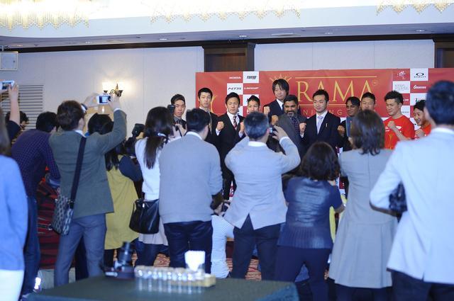 画像: 会見にはたくさんのメディア、関係者が詰めかけました 雄介の愛されかたがわかるイベントでした♪