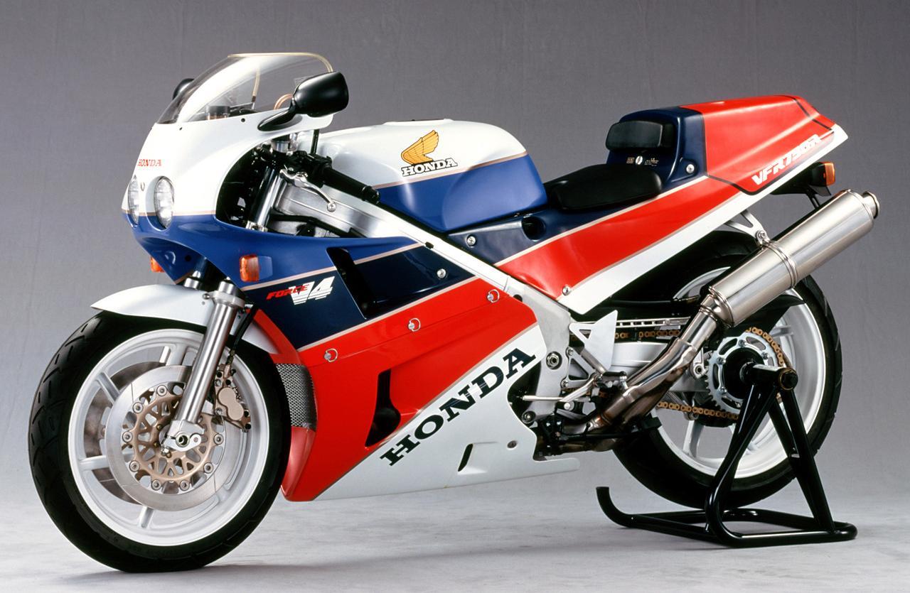 画像1: HONDA VFR750R(1987年)