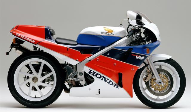 画像2: HONDA VFR750R(1987年)