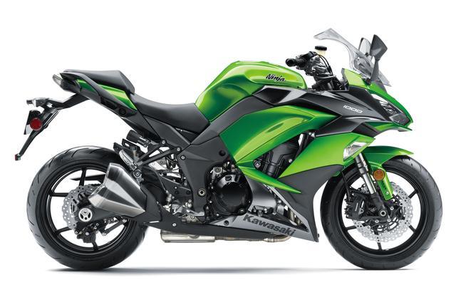 画像2: KAWASAKI Ninja 1000 ABS(キャンディライムグリーン×メタリックカーボングレー) ■税込価格:127万4400円