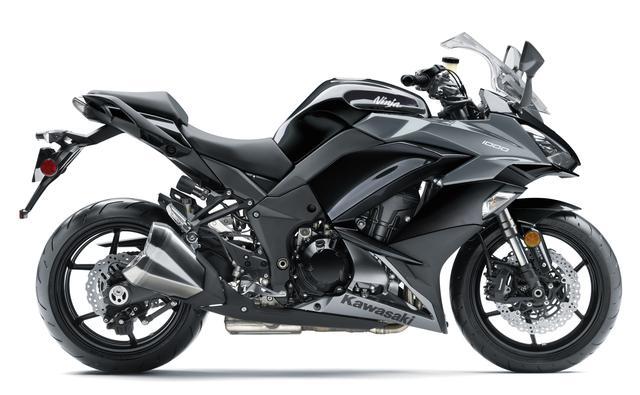 画像2: KAWASAKI Ninja 1000 ABS(メタリックスパークブラック×メタリックグラファイトグレー) ■税込価格:127万4400円