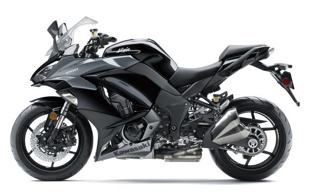 画像3: KAWASAKI Ninja 1000 ABS(メタリックスパークブラック×メタリックグラファイトグレー) ■税込価格:127万4400円