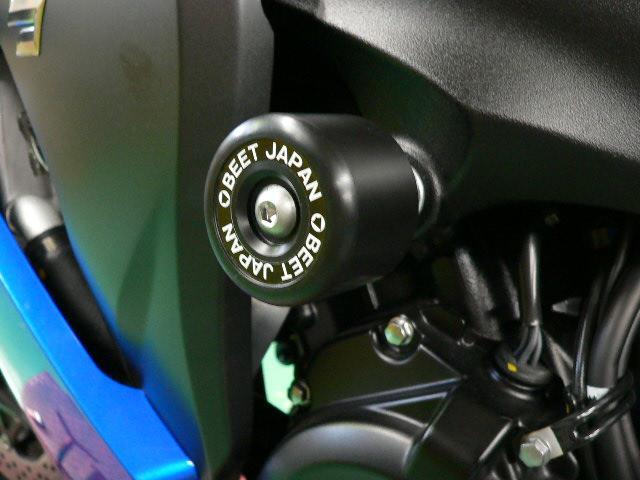 画像2: GSX-S1000用マシンプロテクター