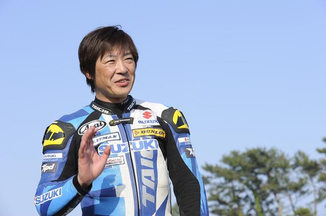 画像: 講師・北川圭一さん 今年で50歳!わっかーい!バイク乗ってると老けませんね^^