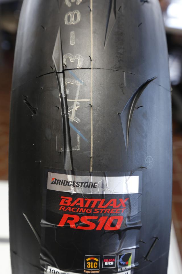 画像1: BATTLAX RACING STREET RS10/R