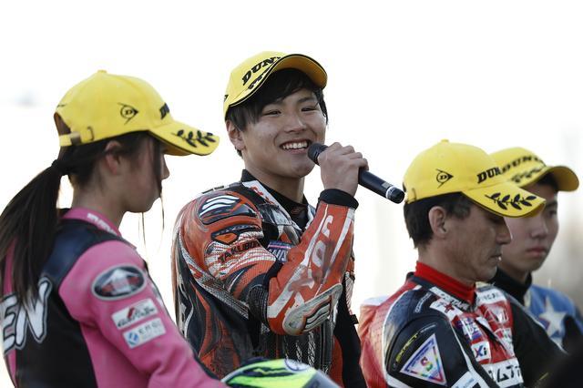 画像: まだあどけない表情のレイ 4月第1週には全日本併催のJPに出場します!