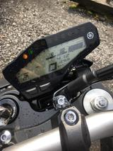 画像: 液晶画面も、とっても見易いの。モード変換も簡単にできるよ。 こちらスタンダードモード。今回はほとんどこのモード。とにかく、加速が凄くて車体はとても軽い印象で、まるで、中型バイクにまたがってるような気分なんですが、加速が半端ない。す、凄い!