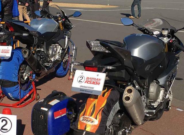 画像2: BATTLAX RACING STREET RS10/R