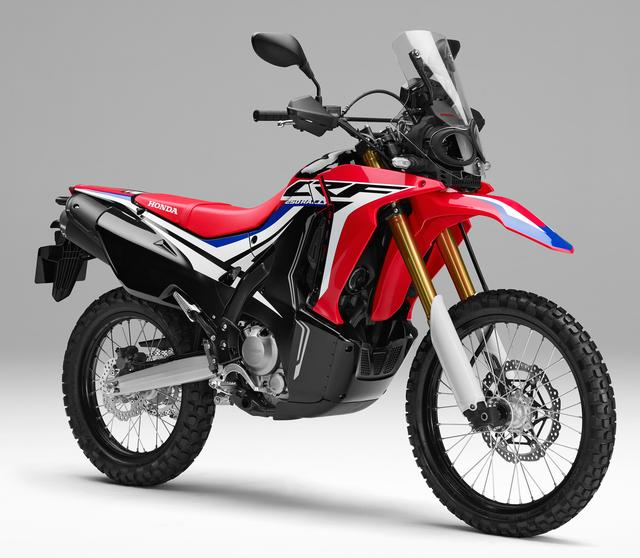 画像: HONDA CRF250 RALLY