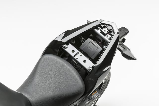 画像1: ETC車載器キット標準装備で利便性も向上。