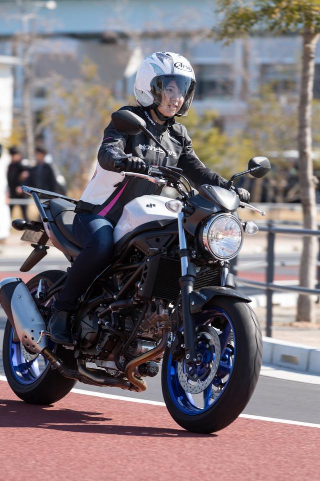 画像6: オートバイ誌面で活躍する、彼女たちのプロフィール!