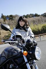 画像2: オートバイ誌面で活躍する、彼女たちのプロフィール!