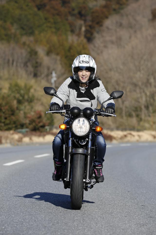 画像4: オートバイ誌面で活躍する、彼女たちのプロフィール!