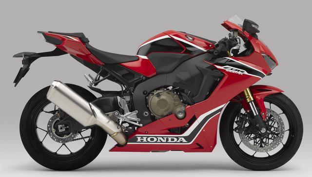 画像: HONDA CBR1000RR SP (ヴィクトリーレッド) ■税込価格:204万6600円