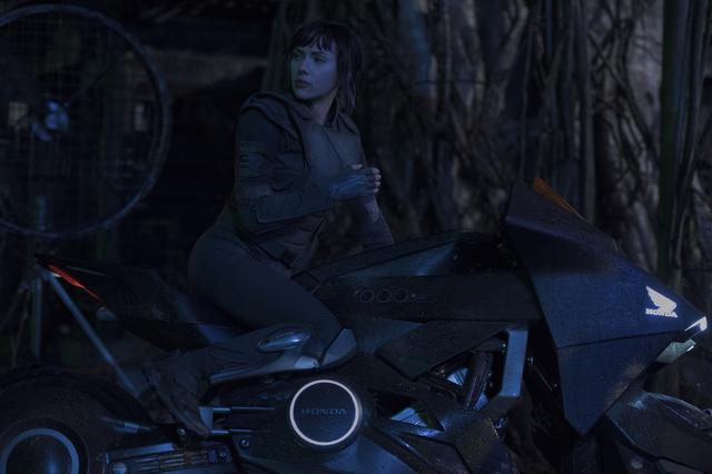 画像2: 近未来をテーマに開発されたNM4が「攻殻機動隊」の実写版でより近未来化!