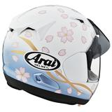 画像2: アライヘルメットASTRAL-Xに桜のデザインが登場!
