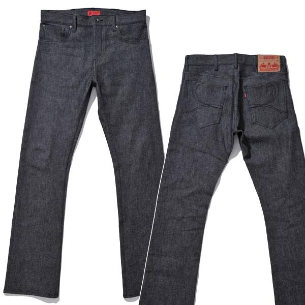 画像: 東本昌平 RIDE オリジナルジーンズ 750BLACK モーターマガジン社の通販本店サイト