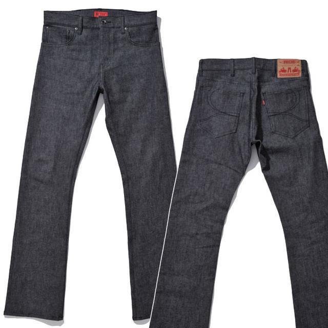 画像: 東本昌平 RIDE オリジナルジーンズ 750BLACK|モーターマガジン社の通販本店サイト