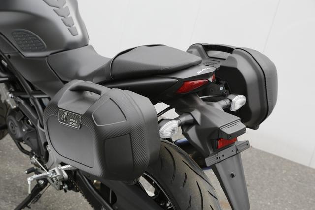 画像2: SUZUKI SV650 ABS(カスタムモデル)