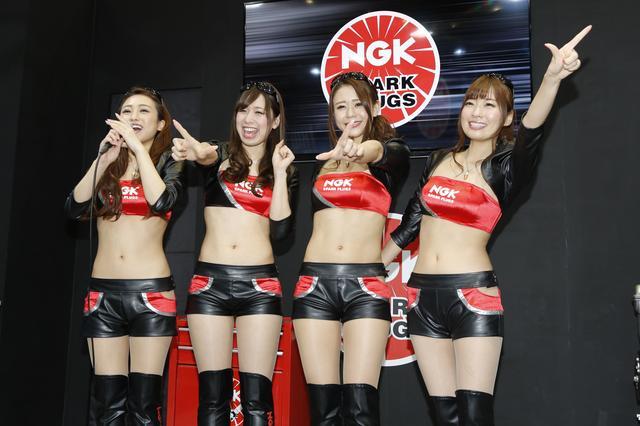 画像1: 「東京モーターサイクルショー2017」からお届け!
